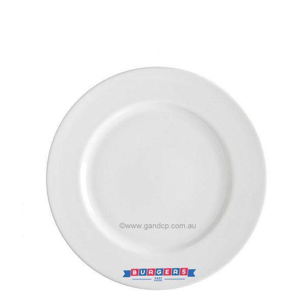 Ceramic Plate Printing