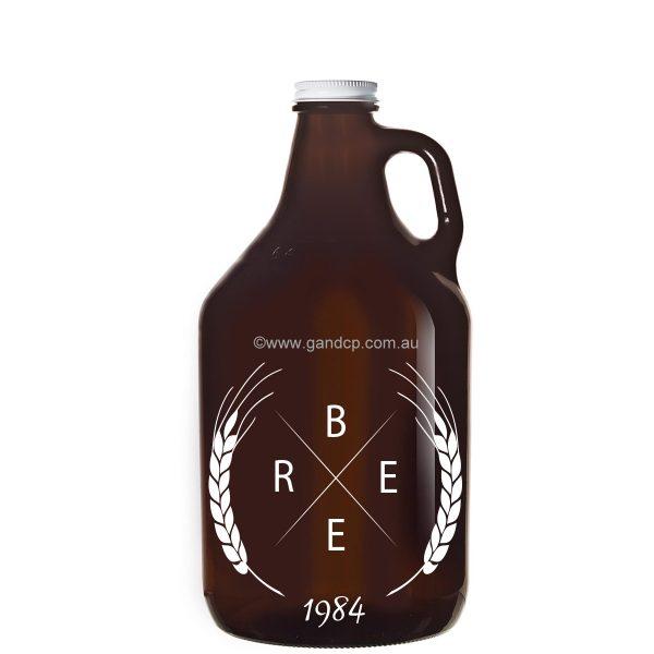 Growler Bottle Printing