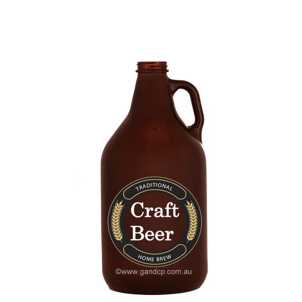 Growler Bottle Printing